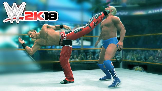 Pro WWE Tricks 2k18 poster