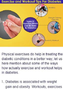 Diabetic Protocols screenshot 4