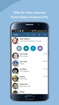 Punchat apk screenshot