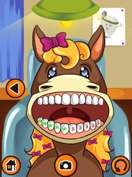Little Pony Horse Dentist screenshot 9