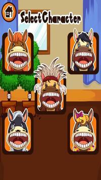 Little Pony Horse Dentist poster
