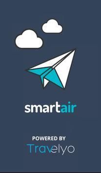 Smartair vols poster