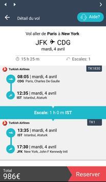 Smartair vols apk screenshot