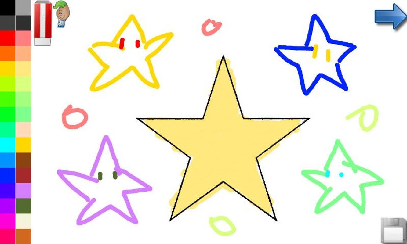 Colorear las formas para niños Descarga APK - Gratis Educativos ...