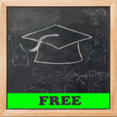 Blackboard for toddlers FREE icon
