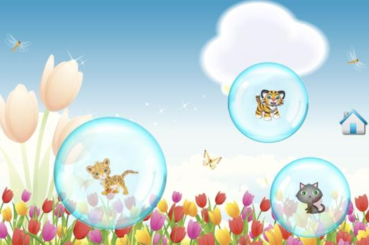Bubbles for Toddlers screenshot 4