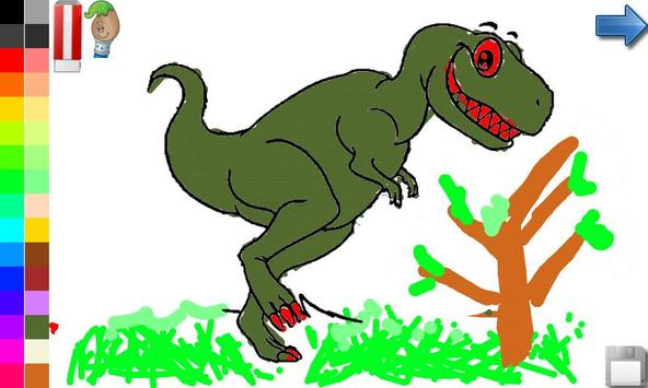 Dinosaurs for Toddlers screenshot 4