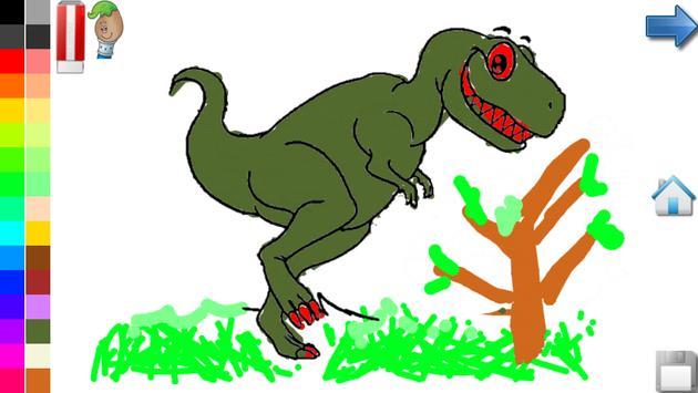 Dinosaurs for Toddlers FREE apk screenshot