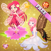 Fairy Princess for Toddlers - Fairy Games icon