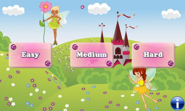 Fairy Princess for Toddlers - Fairy Games poster