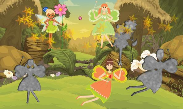 Fairy Princess for Toddlers - Fairy Games apk screenshot