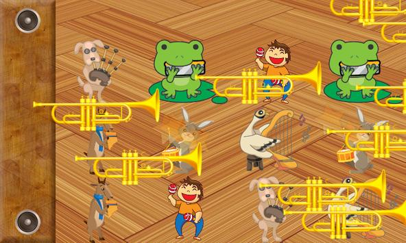 Music Games for Toddlers and little Kids apk screenshot