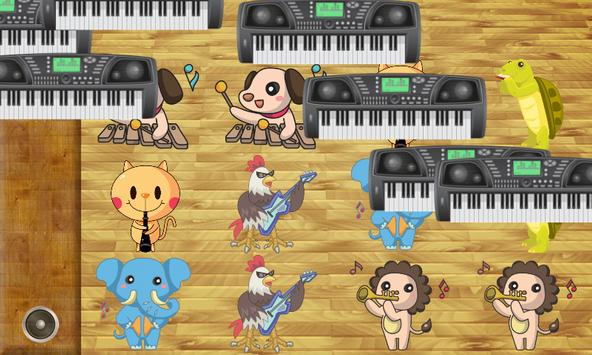 Music Games for Toddlers and little Kids screenshot 5