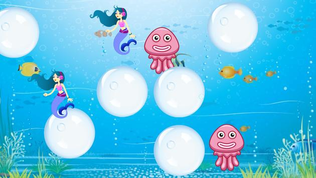 Mermaids and Fishes for Kids apk screenshot