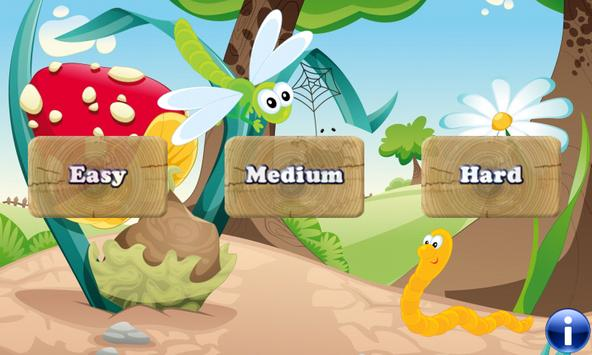 Worms and Bugs for Toddlers - Games for Toddlers poster