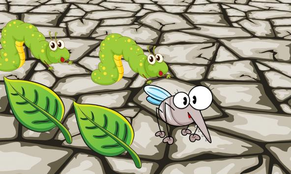 Worms and Bugs for Toddlers - Games for Toddlers apk screenshot