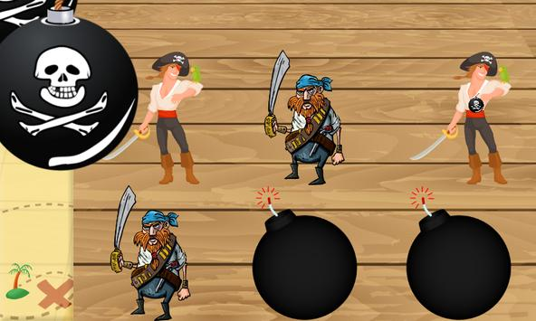 Pirates Games for Kids Toddler apk screenshot