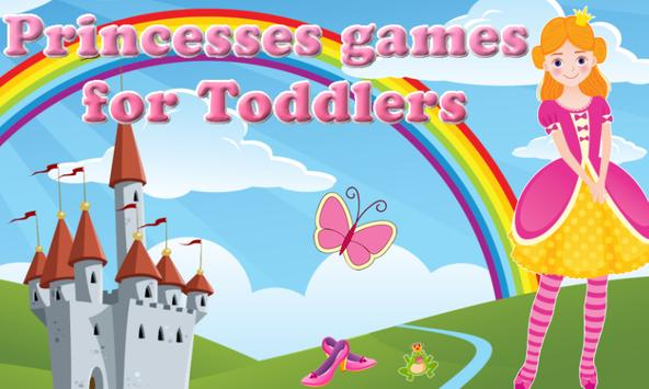 Princesses Games for Toddlers and little Girls screenshot 6