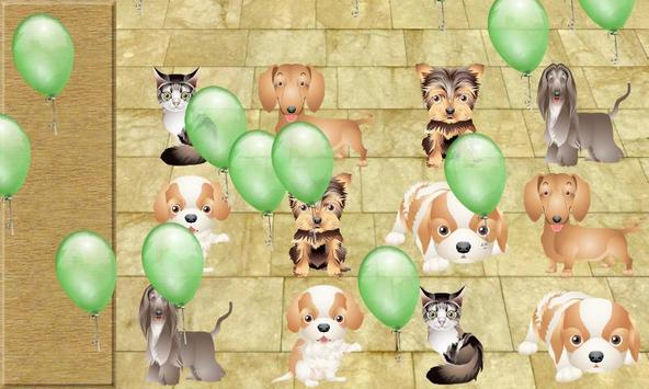 Best Game for Toddlers Puppy apk screenshot