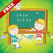 Puzzles Math Game for Kids - Math Games to Learn icon