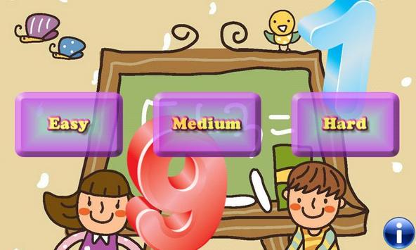 Puzzles Math Game for Kids - Math Games to Learn poster