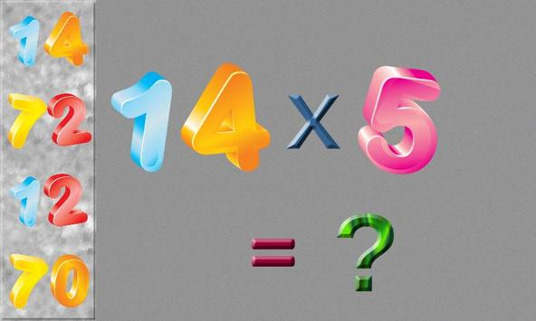 Puzzles Math Game for Kids - Math Games to Learn screenshot 3