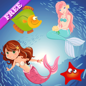 Mermaid Puzzles for Toddlers icon
