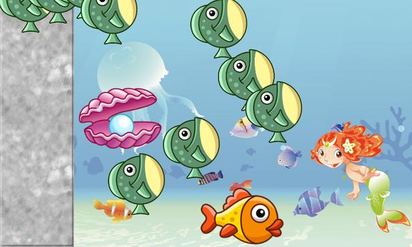Mermaid Puzzles for Toddlers screenshot 3