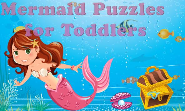 Mermaid Puzzles for Toddlers screenshot 6