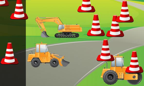 Digger Puzzles for Toddlers apk screenshot
