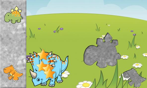 Dinosaurs Puzzles for Toddlers - Dino Kids Puzzle screenshot 5