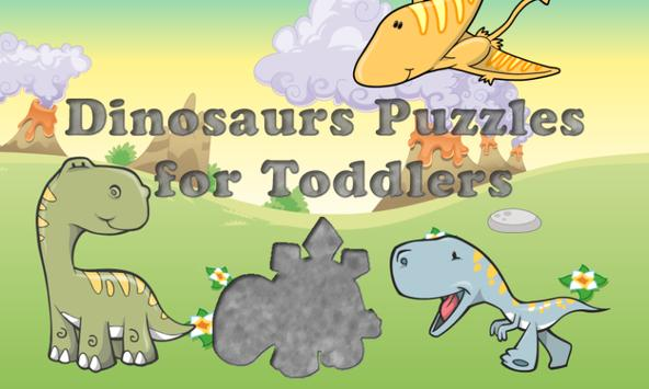 Dinosaurs Puzzles for Toddlers - Dino Kids Puzzle screenshot 6