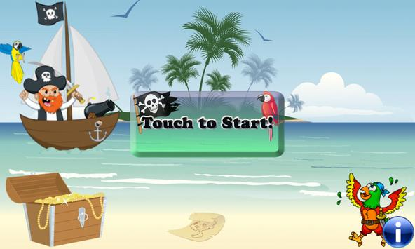 Pirates Puzzles for Toddlers poster