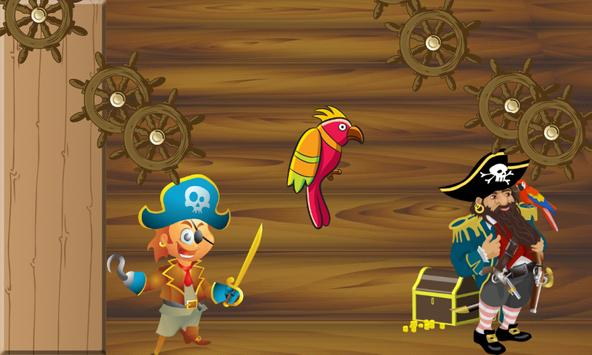 Pirates Puzzles for Toddlers apk screenshot
