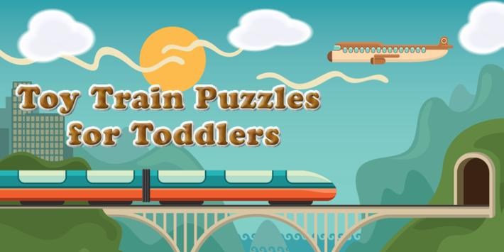 Toy Train Puzzles for Toddlers - Kids Train Game screenshot 6