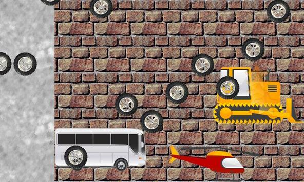 Vehicles Puzzles for Toddlers! apk screenshot