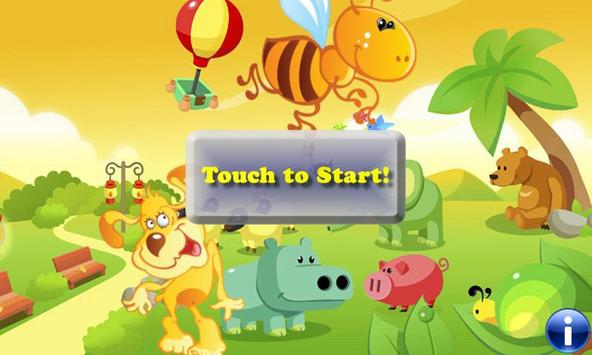 Animals Puzzle for Kids - Zoo Puzzles for Toddlers poster