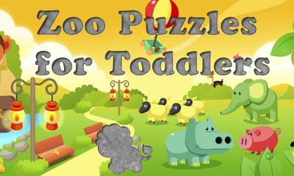 Animals Puzzle for Kids - Zoo Puzzles for Toddlers apk screenshot