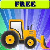 Cars and Trucks for Toddlers! icon