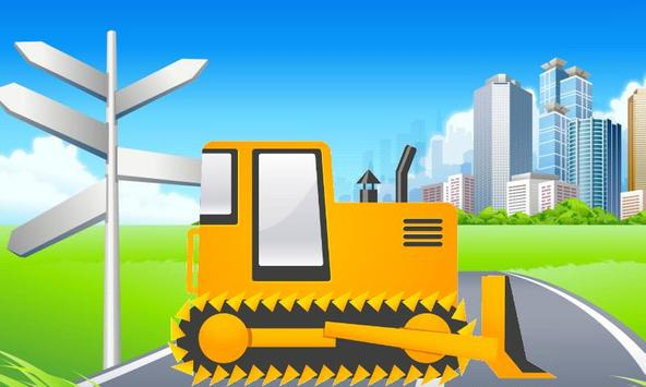 Cars and Trucks for Toddlers! apk screenshot