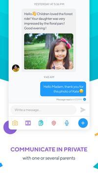 Klassroom apk screenshot