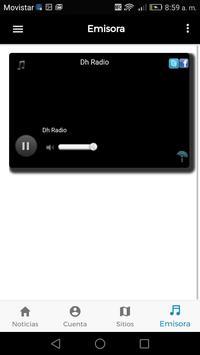 Dh Radio screenshot 1