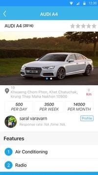 Rent A Car Club screenshot 4
