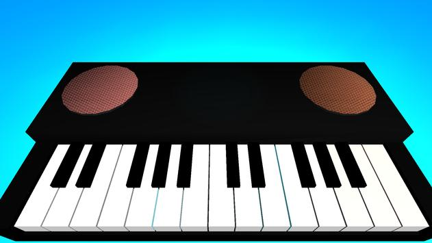 Piano Anak 3D screenshot 1