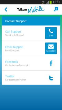 Telkom Mobile Device Support screenshot 2