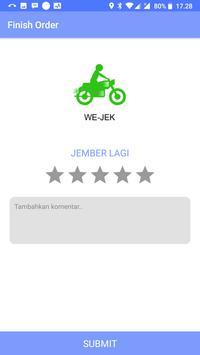 Driver Wejek screenshot 6