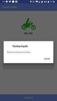 Driver Wejek screenshot 7