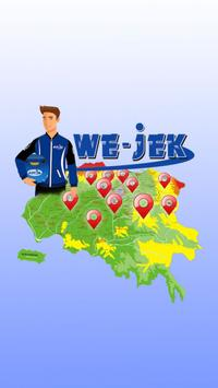 Driver Wejek poster