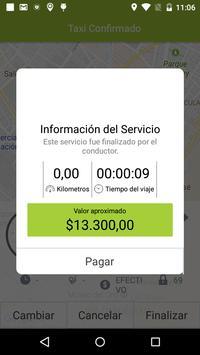 Taxis Verdes Pasajero screenshot 3