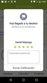 Taxis Verdes Pasajero screenshot 4